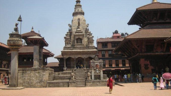 Nepal: (Ne)skrivena erotika Baktapura 4