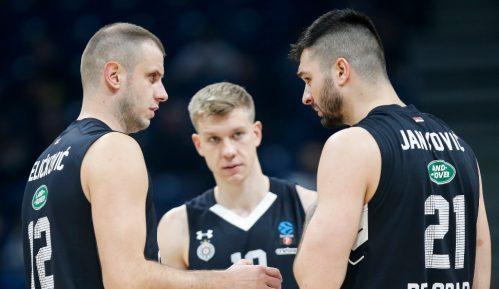 Džoš Perkins dolazi u Partizan 4
