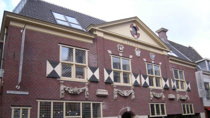 Holandija: Slikar i devojka u Delftu 2