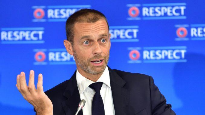 "Predsednik UEFA demantuje ""ukrupnjavanje"" prvenstva Evrope 5"