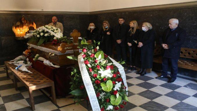 Dušan Mitrović, direktor Danasa, sahranjen u rodnom selu kod Kraljeva 2