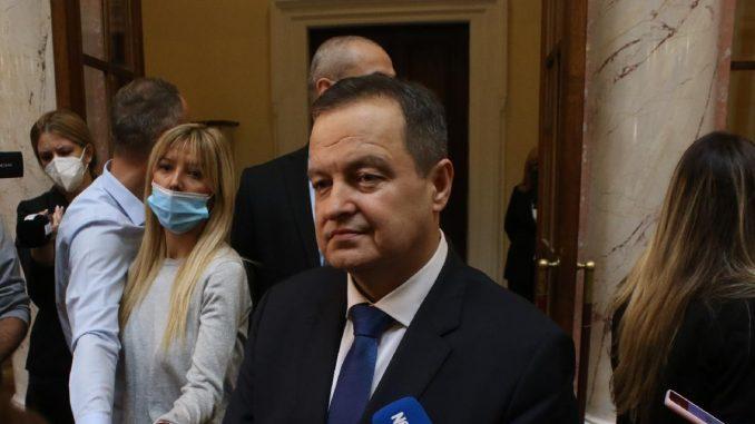Dačić: Nisam se sklonio u Skupštinu, već da radim posao koji smo Vučić i ja smatrali da bi bilo najbolje 2