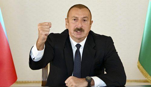 Predsednik Azerbejdžana traži povlačenje jermenskih snaga iz Nagorno-Karabaha 10