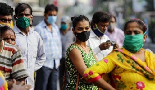 U Indiji najmanje preminulih od kovida u poslednja tri meseca 14