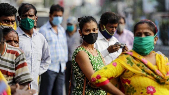 U Indiji 45.230 novozaraženih korona virusom, nastavlja se pad broja inficiranih 1