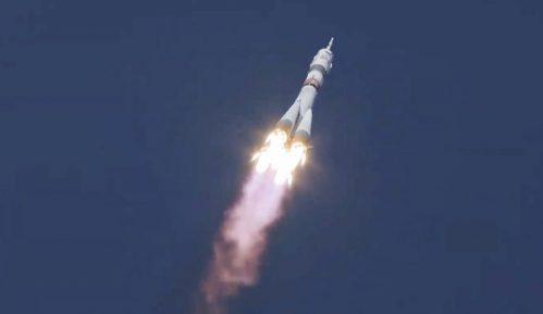 Sojuz raketa uspešno lansirana ka Međunarodnoj svemirskoj stanici 3