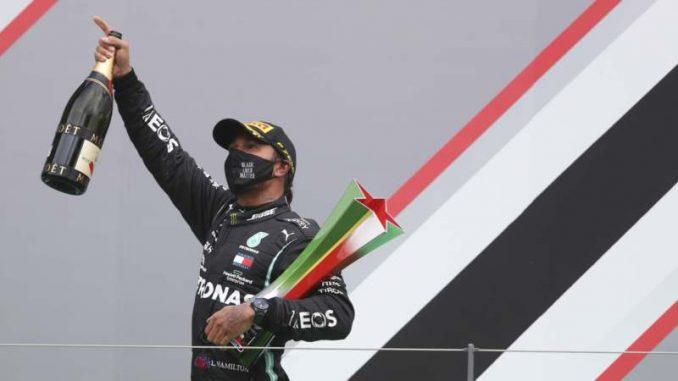 Hamilton rekorder po broju pobeda u Formuli 1 5