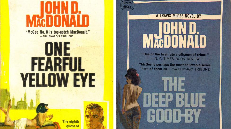 """Opisi ženskih likova Džona D. Mekdonalada ponekad su bili """"užasni"""", kaže kritičarka kulture Suzan Ajzaks"""