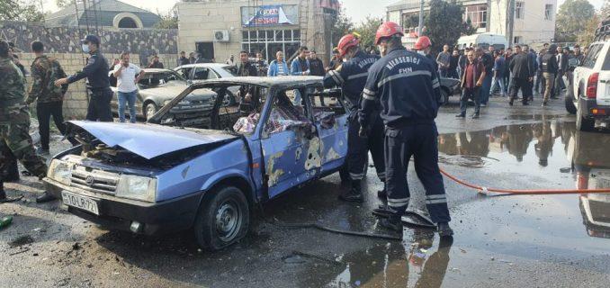 Oružane snage Jermenije, strašljive na bojnom polju, još jednom su napale mirne žitelje Azerbejdžana 2