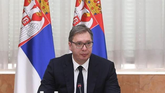 Mandić i Knežević razgovarali sa Vučićem: Božović saopštio ono što misle svi Srbi u Crnoj Gori 3