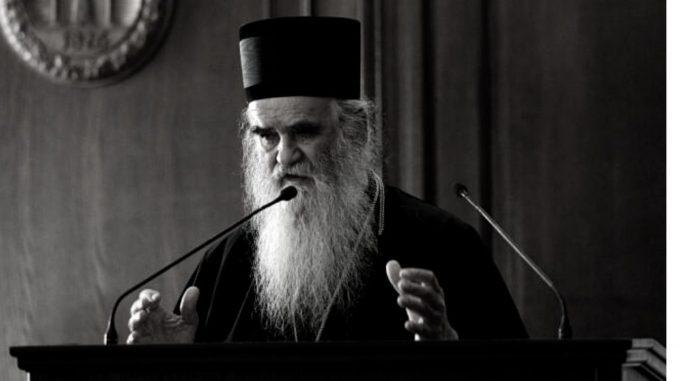 Preminuo mitropolit Amfilohije 1