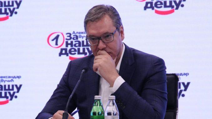Vučić: Patrijarh Irinej u teškom stanju 1