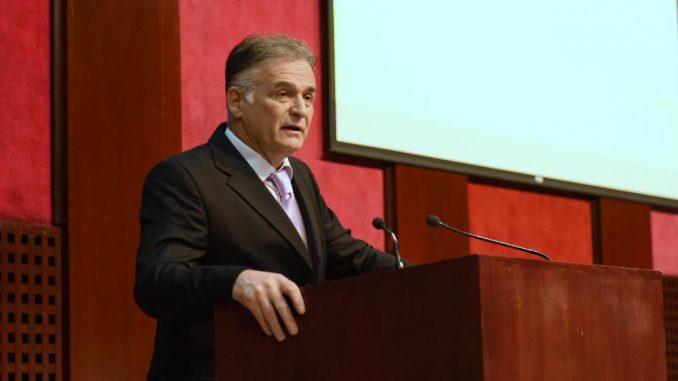 Na izbornoj skupštini frakcije DS verifikovan predsednički mandat Branislavu Lečiću 4