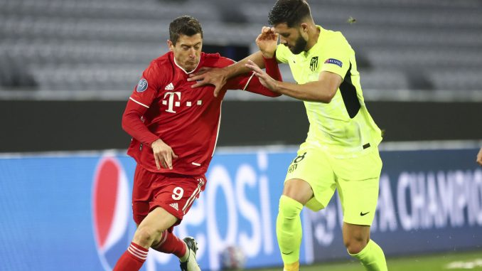 Bavarci i protiv Atletika (4:0) pokazali zašto su šampioni Evrope 2