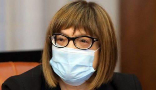 Gojković: Borba protiv pandemije ne sme da zaustavi borbu za društvo bez nasilja 13