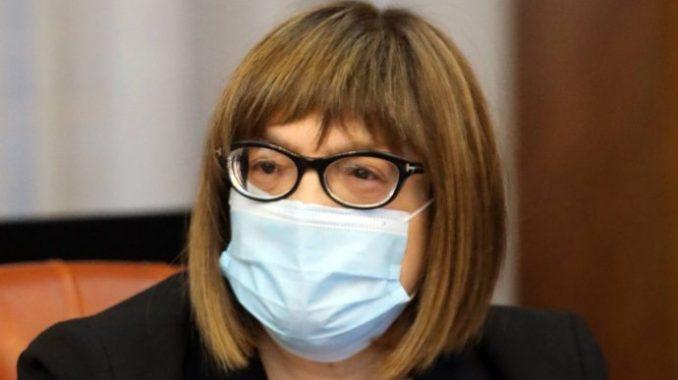 Gojković predložila da ustanove kulture ne budu obuhvaćene novim merama 2