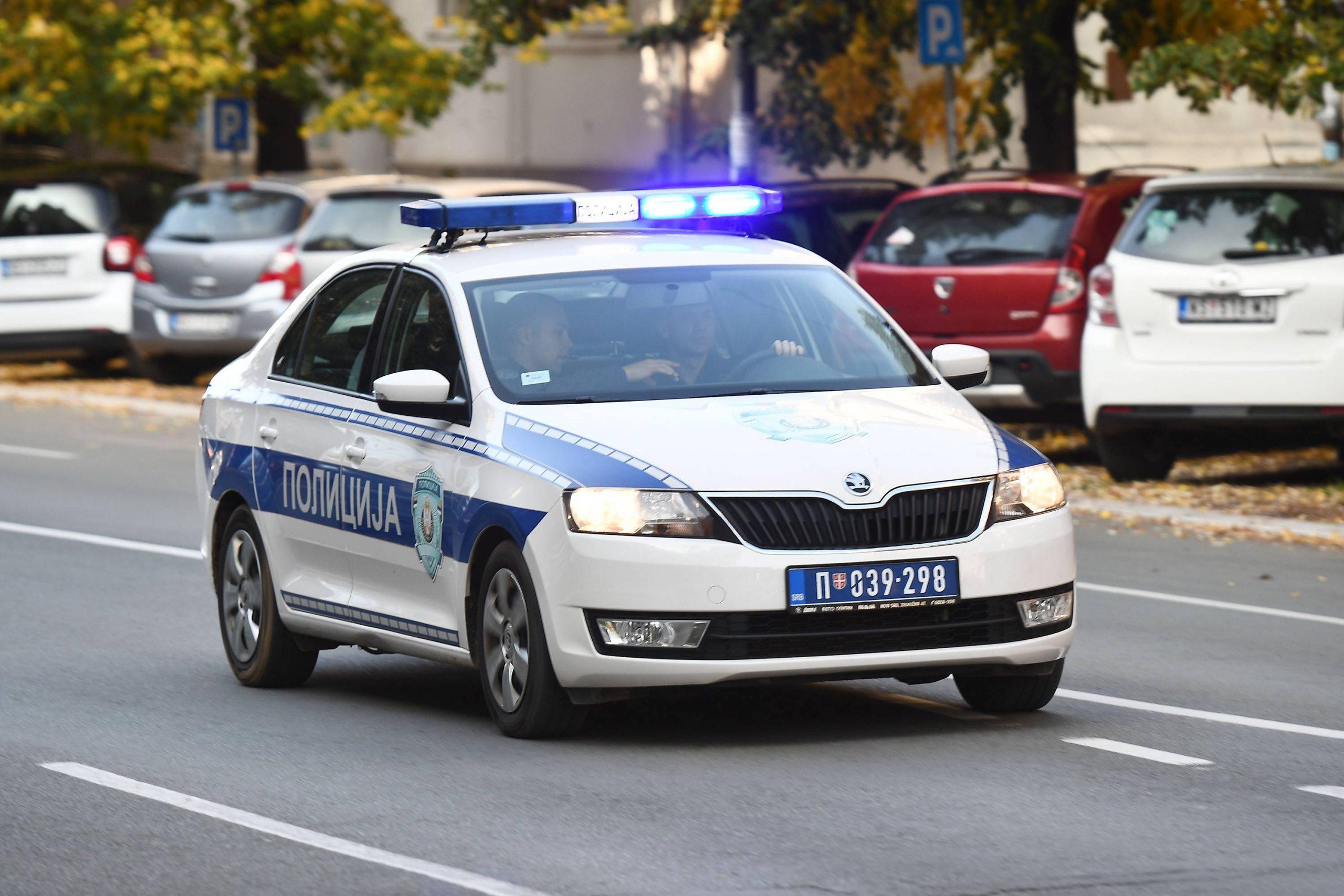 Policija sprečila izdavanje lažne potvrde na punktu za vakcinaciju u Beogradu 1