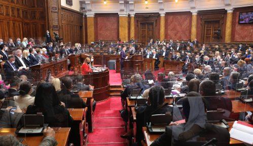 Poslanici Skupštine Srbije pitali o Romima, protestima, Izraelu i - Đilasu 1
