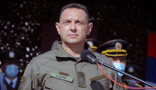 Vulin na promociji podoficira: Dok je Vučić vrhovni komandant Srbija će biti vojno neutralna 1