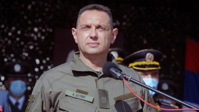 Vulin na promociji podoficira: Dok je Vučić vrhovni komandant Srbija će biti vojno neutralna 2
