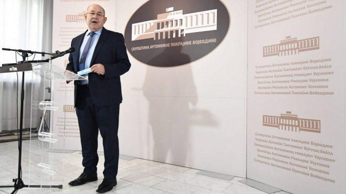 Pastor: Koalicioni sporazum SVM sa SNS 2