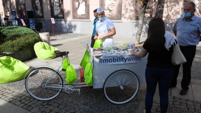 Kruševac pobednik Evropske nedelje mobilnosti 2