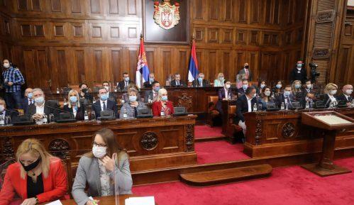 Nova Vlada položila zakletvu pred poslanicima Skupštine Srbije 1