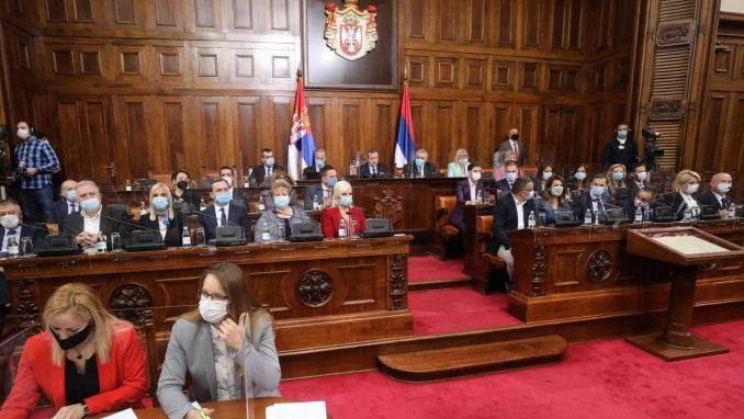 Nova Vlada položila zakletvu pred poslanicima Skupštine Srbije 4
