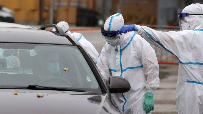 U protekla 24 sata u Hrvatskoj zabeležena 394 nova slučaja zaraze virusom korona 1