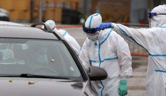 U Hrvatskoj u poslednja 24 sata zabeleženo 1.947 novih slučajeva zaraze korona virusom 10