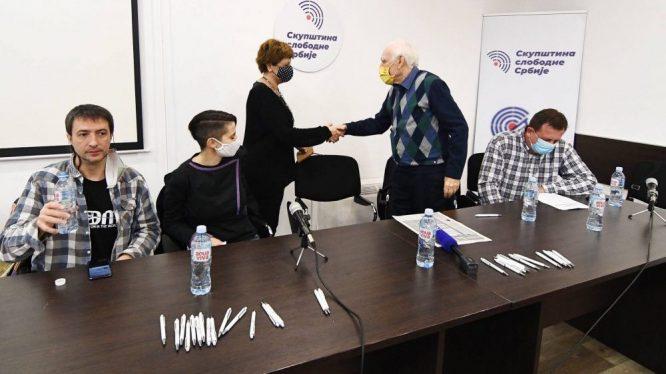Skupština slobodne Srbije predstavila mere za poljoprivredu i selo (FOTO/VIDEO) 4