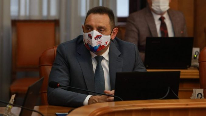 Vulin: Ukinuti anonimnost na internetu 3