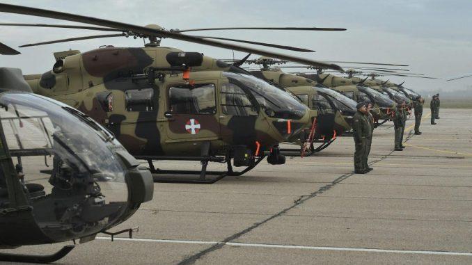 Zbog obuke pilota danas i sutra letovi helikoptera sa Banjičkog visa 1