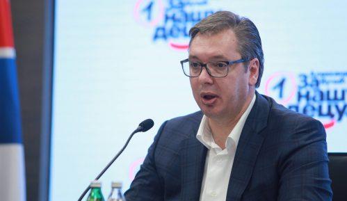 Vučić: Ne plašim se tajkuna 9