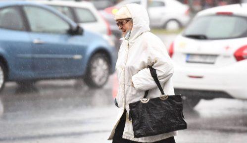 U Srbiji danas oblačno i mestimično kišovito vreme 1