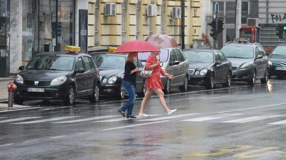 Na severu Srbije sutra sunčano, u ostalim krajevima oblačno i kišovito 1