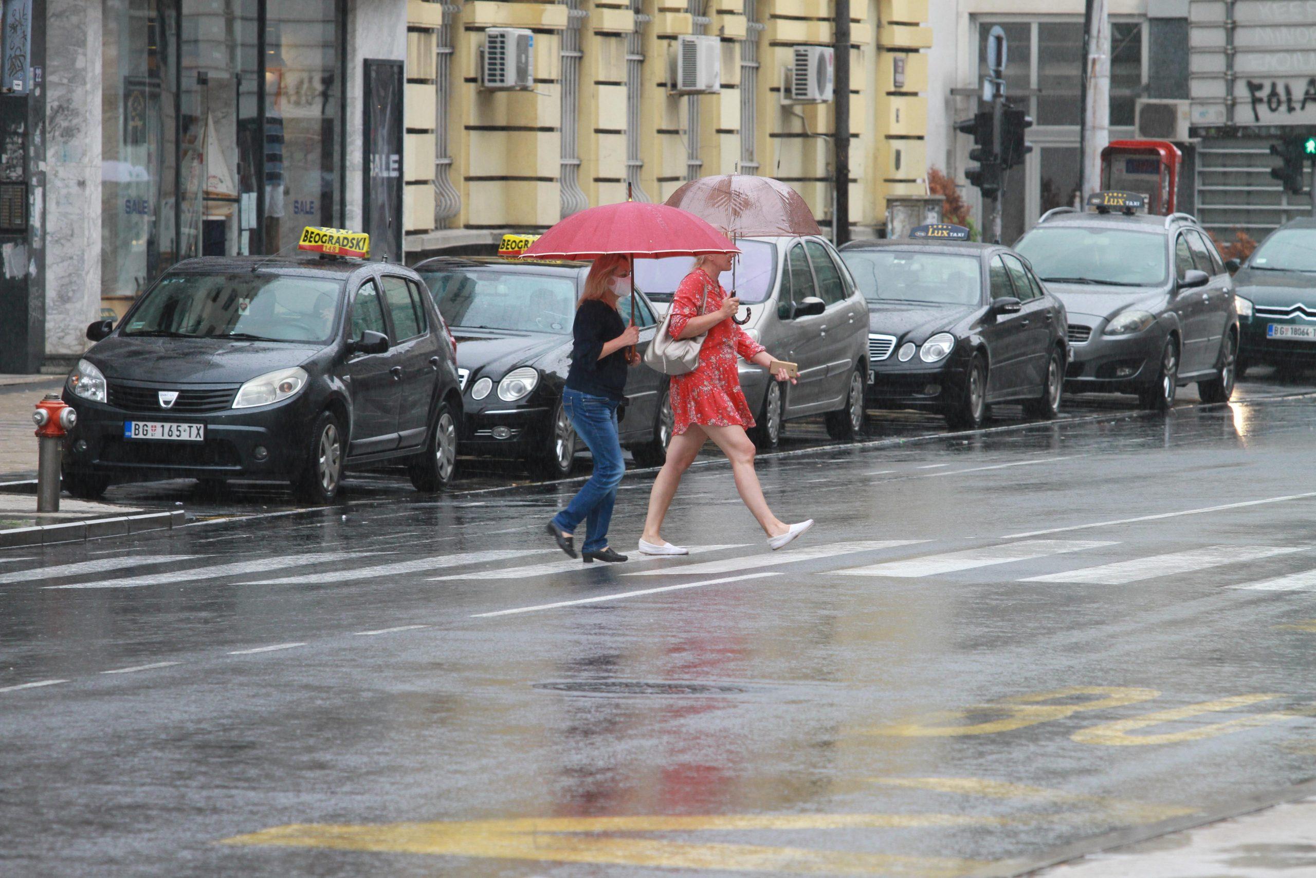 Danas oblačno i hladno, mestimično sa kišom 1