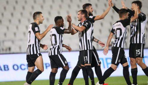 FK Partizan se plasirao u polufinale Kupa Srbije 10