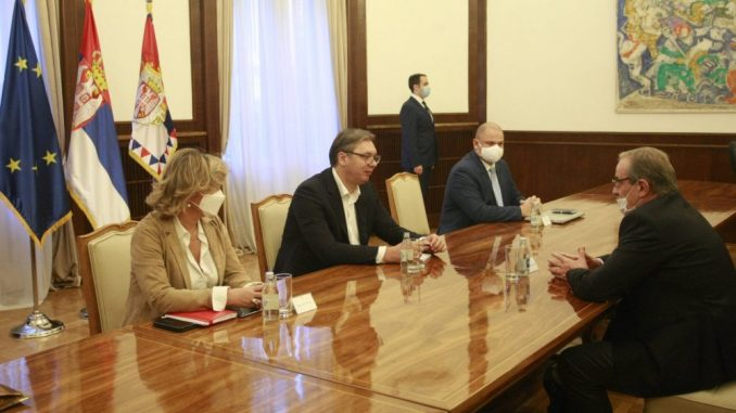 Vučić sa ambasadorom Hrvatske: Odnosi Srbije i Hrvatske značajni za ceo region 4