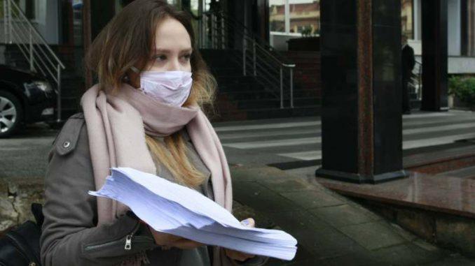 Studenti predali Šarčeviću 18.000 potpisa za smanjenje školarine 4