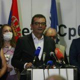 """Veselinović: Razni """"atlagići"""" primaju platu na KiM, a nisu tamo ni prenoćili 10"""