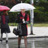 U Srbiji danas svežije, ponegde moguća kiša i pljuskovi 9