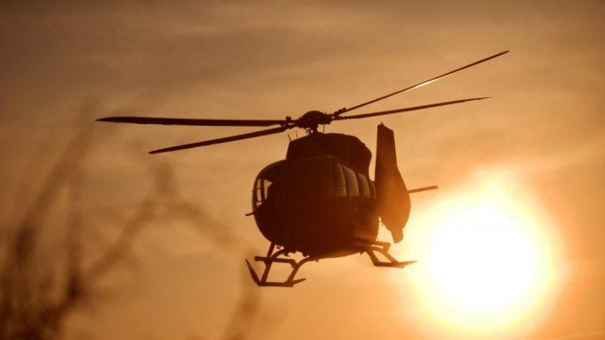 """Ministarstvo odbrane: Letačka obuka sa helidroma """"Banjički vis"""" 4"""