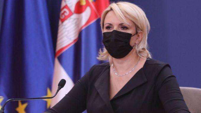 Kisić Tepavčević: Uz ovakav nastavak vakcinacije i pad broja zaraženih, svadbe moguće od juna 4