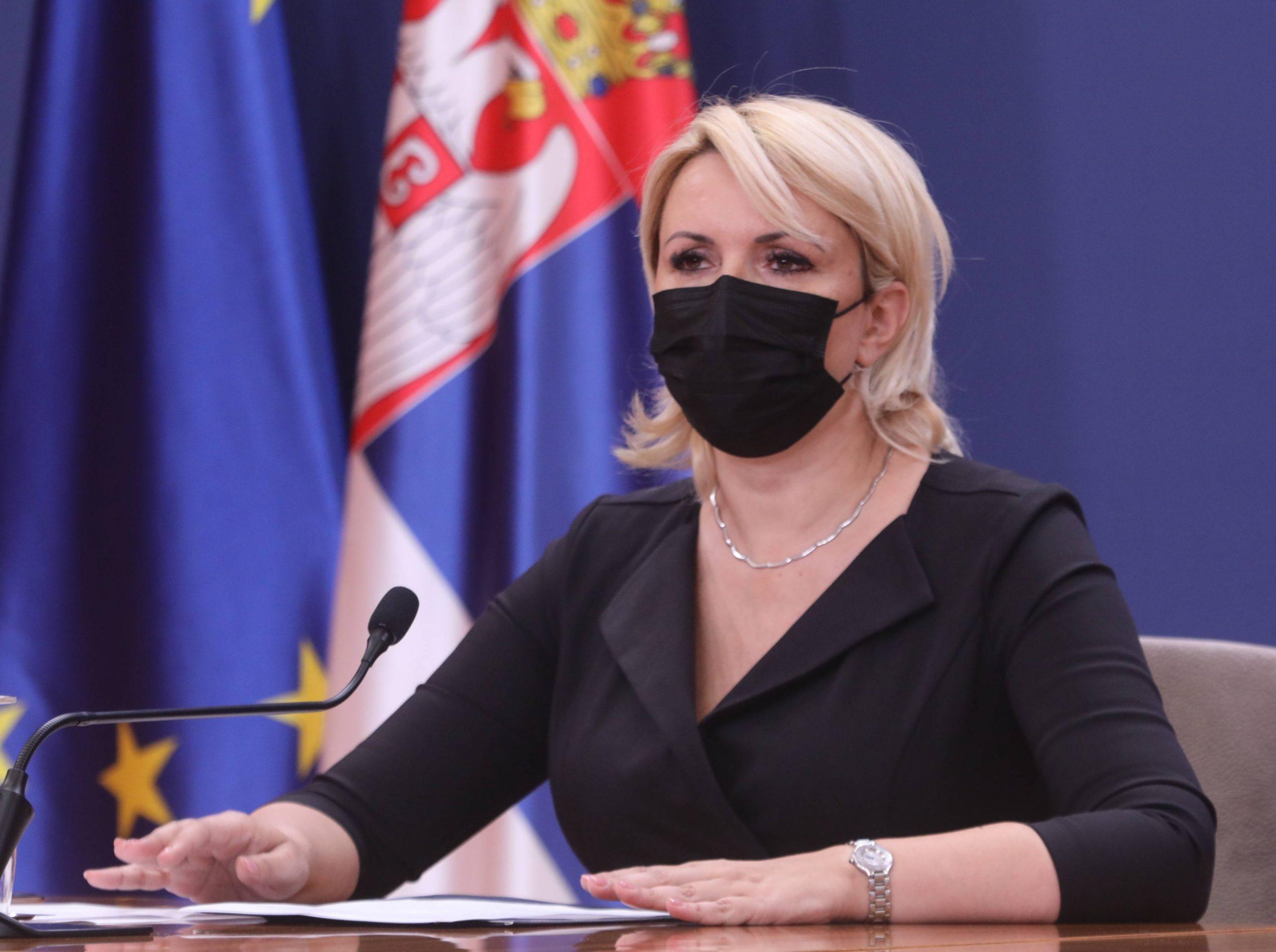 Kisić Tepavčević: Uz ovakav nastavak vakcinacije i pad broja zaraženih, svadbe moguće od juna 1