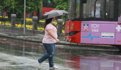 U Srbiji danas oblačno i kišovito vreme 16