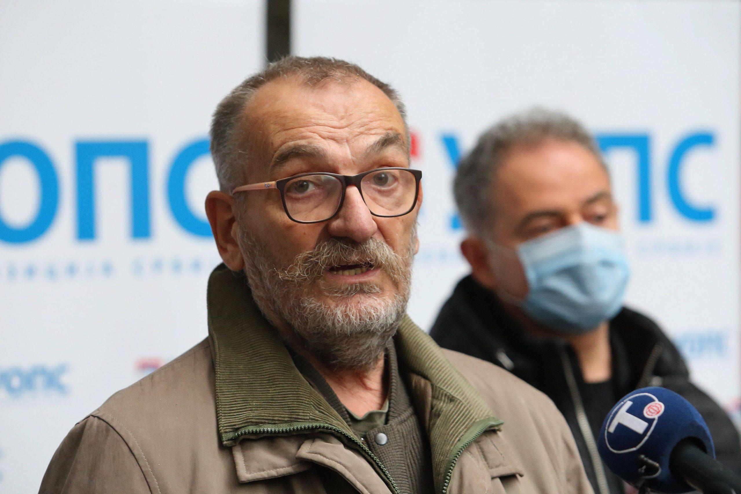 Siniša Kovačević: Izlazak na izbore je iluzorno i nepotrebno davanje legitimiteta parlamentu 1