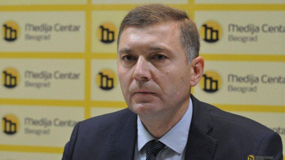Zelenović: Upražnjenu nacionalnu frekvenciju dati odgovornoj privatnoj televiziji 1