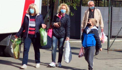 U Šapcu 78 novoobelih od virusa korona 14