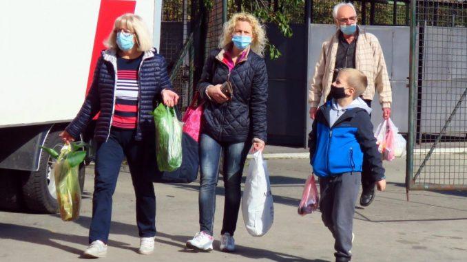 Blic: Od 10. novembra kazne na licu mesta za nenošenje maski i nepoštovanje distance 6